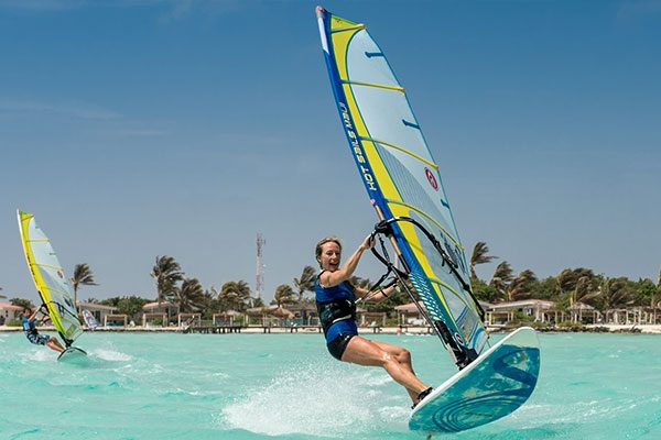 Windsurf & yoga retreat