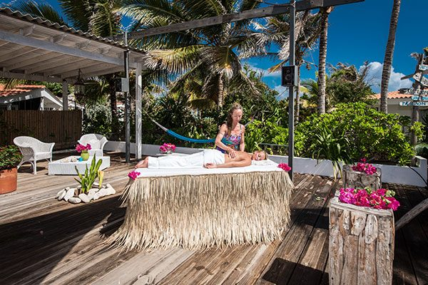 Spa & Yoga package