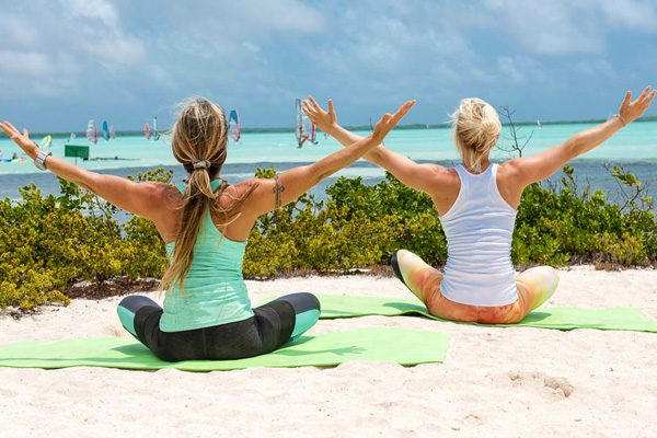 Yoga & Windsurf Clinic with Arrianne Aukes