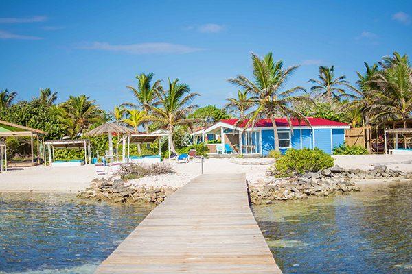 beach resort picture
