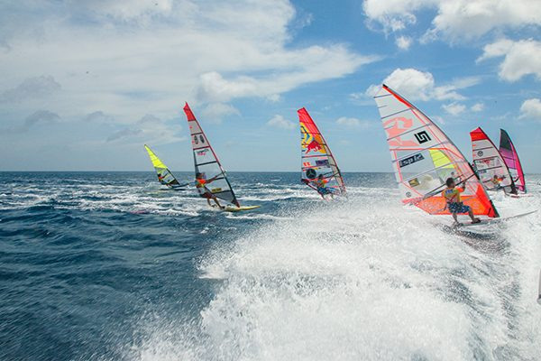 Triple Windsurf Event 2019 - Sorobon Beach Resort