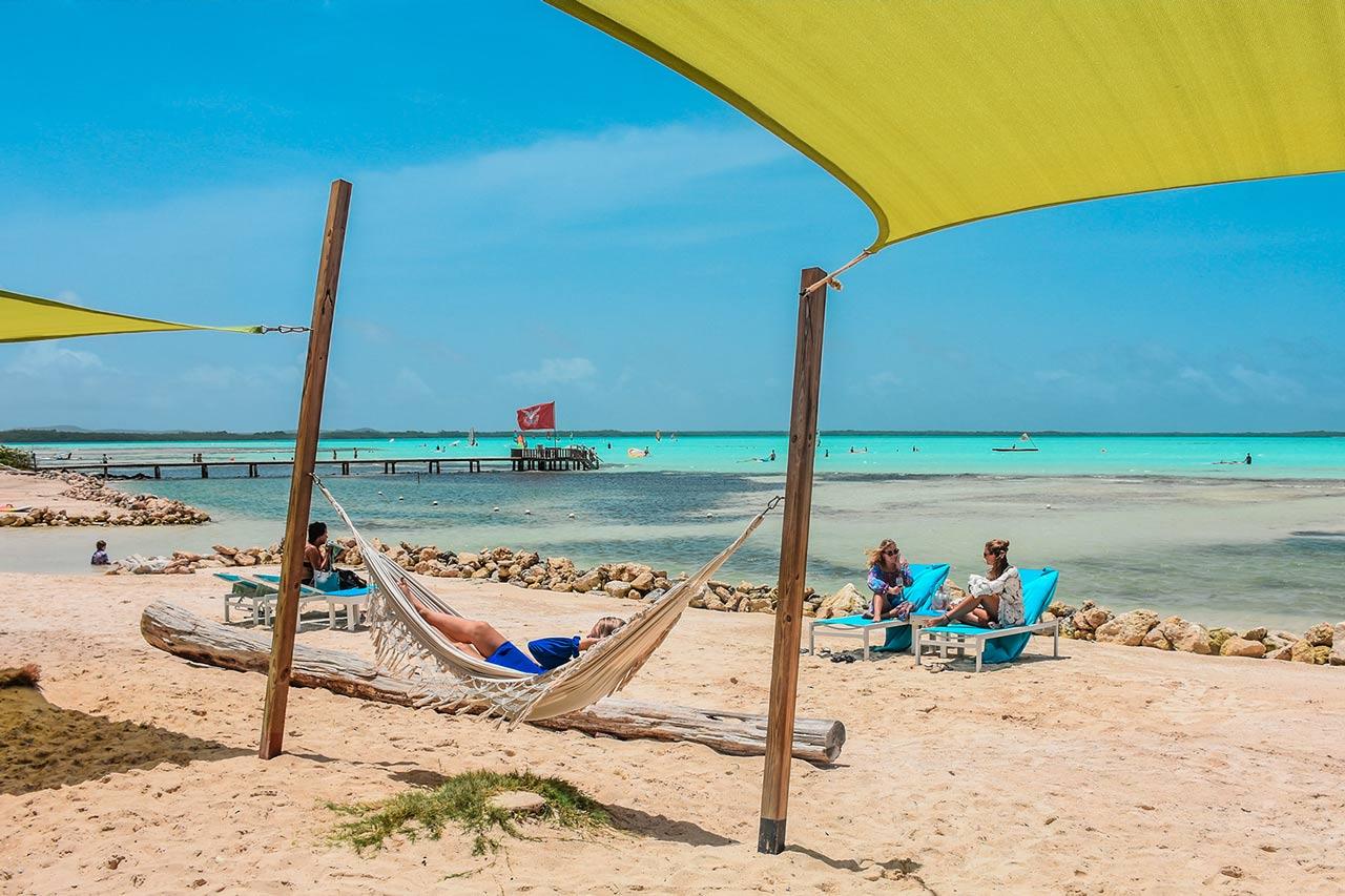 sorobon beach resort beach